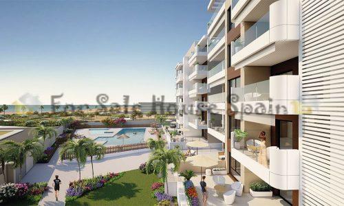 1e-lijns-nieuwbouw-residentie-appartementen-Pilar-de-la-horadada-la-torre